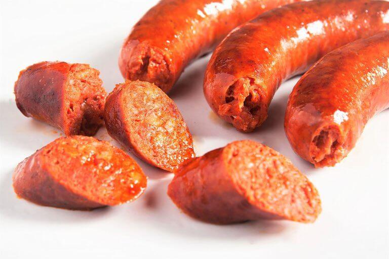 Chorizo de Cerdo. Fresco 100 %