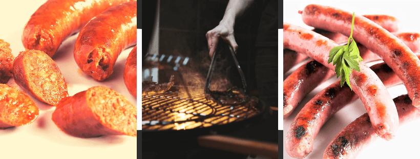 Chorizo Salchica, carne de cerdo 100%